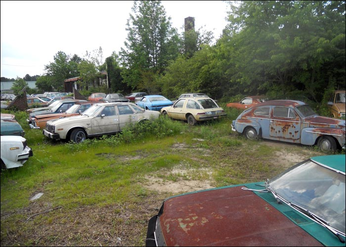 Old AMC Dealership