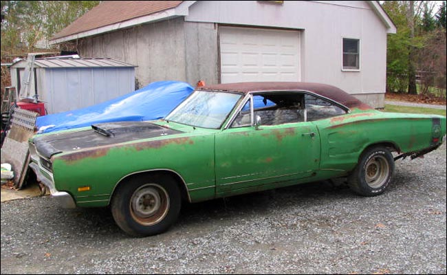 1969 Dodge A12 Superbee