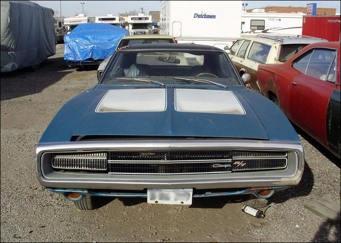 1968 GTX & 1970 Charger