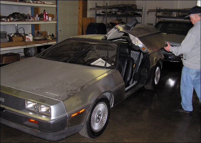 1980 Delorean DMC-12